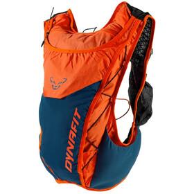 Dynafit Ultra 15 Backpack, naranja/Azul petróleo